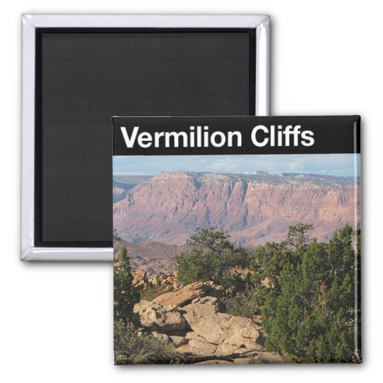 Vermilion Cliffs National Monument Magnet