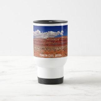 Vermilion Cliffs Travel Mug