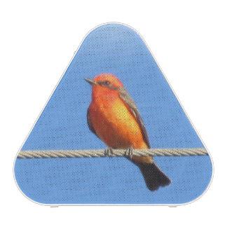 Vermilion Flycatcher Bluetooth Speaker