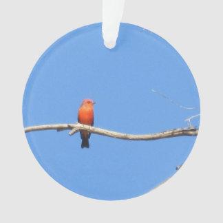 Vermilion Flycatcher Ornament
