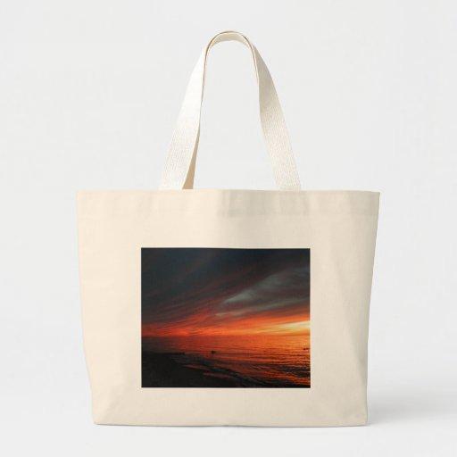 Vermilion Sunset Bag