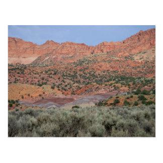 Vermillion Cliffs Postcard