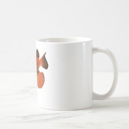 Vermillion Rockfish Coffee Mug