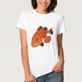 Vermillion Rockfish Tee Shirt