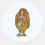 Vermina Vulture Sticker