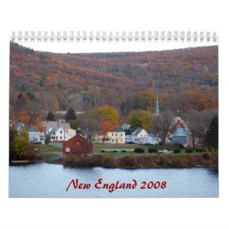 Vermont 083, New England 2008 Calendar