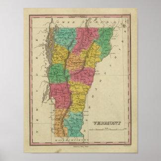 Vermont 10 poster