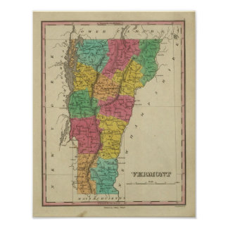 Vermont 10 póster
