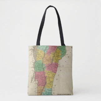 Vermont 10 tote bag