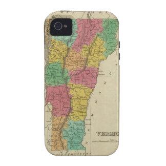 Vermont 10 vibe iPhone 4 carcasa