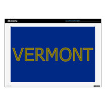 "Vermont 17"" Laptop For Mac & PC Skin"
