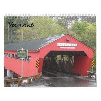 Vermont 2017 calendar