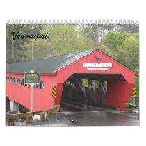 Vermont 2018 calendar