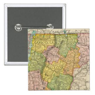 Vermont 2 pin cuadrado
