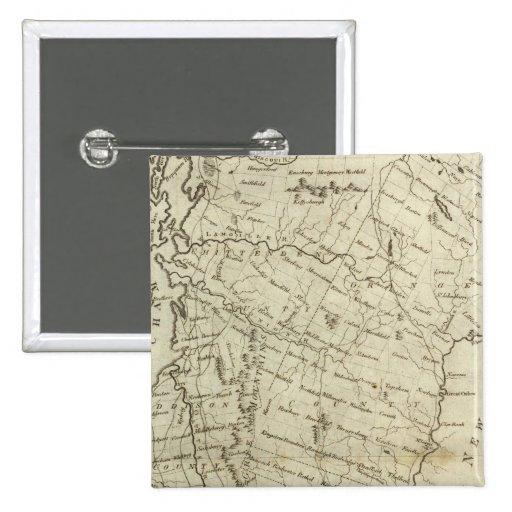 Vermont 3 pin cuadrada 5 cm
