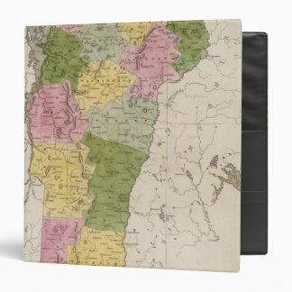 Vermont 7 binder