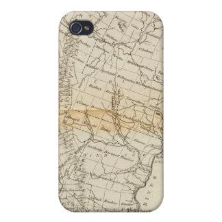 Vermont 7 iPhone 4/4S funda