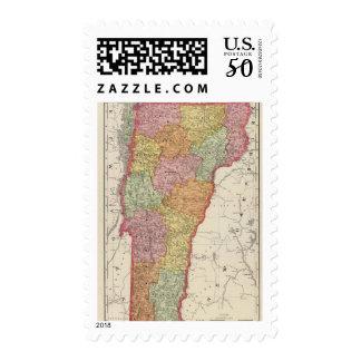 Vermont 8 postage