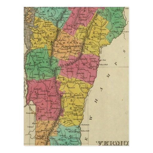 Vermont 9 postal
