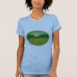 Vermont Ain't Flat T Shirt