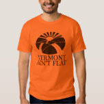 Vermont Ain't Flat Tee Shirts