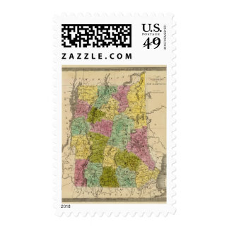 Vermont And New Hampshire Postage Stamp