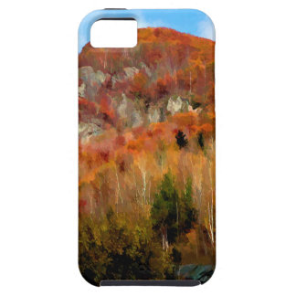 Vermont Autumn Foliage iPhone SE/5/5s Case