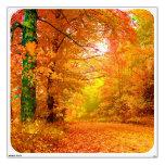 Vermont Autumn Nature Landscape Wall Sticker