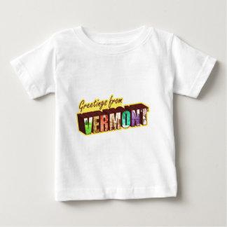 Vermont` Baby T-Shirt