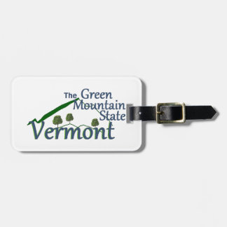 VERMONT BAG TAG