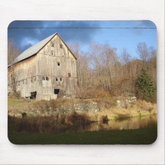 Vermont Barn Mousepad mousepad
