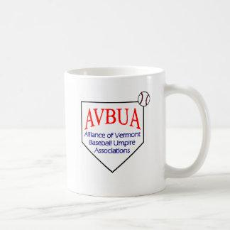Vermont Baseball Umpire Mug
