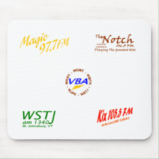 Vermont Broadcast Mouse Pad