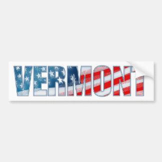 Vermont Bumper Sticker