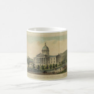 Vermont Capitol Building Montpelier Coffee Mug