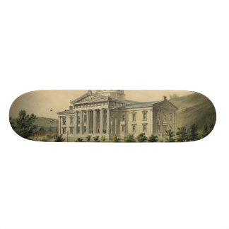Vermont Capitol Building Montpelier Skateboard