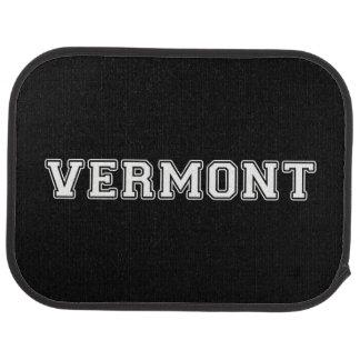 Vermont Car Floor Mat