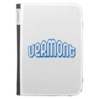 Vermont Kindle Cover