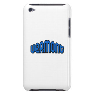 Vermont iPod Touch Case-Mate Case