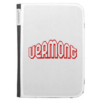 Vermont Kindle 3 Cover