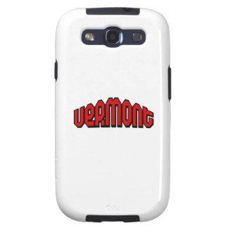 Vermont Samsung Galaxy S3 Covers