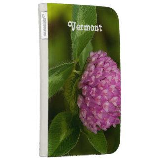 Vermont Clover Kindle 3 Case