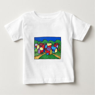 Vermont color 10-8 by Piliero Baby T-Shirt