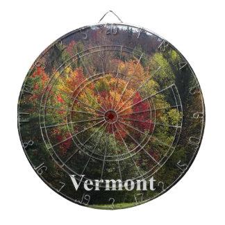 Vermont Color Dartboard