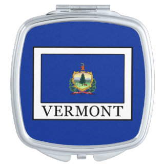 Vermont Compact Mirror