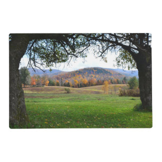 Vermont Country Placemat