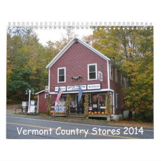 Vermont Country Stores 2014 Calendar
