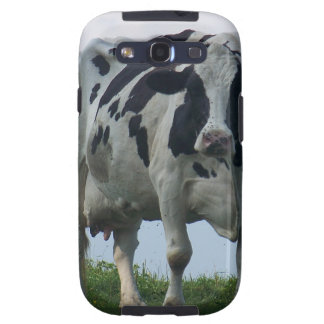 Vermont Dairy Cow Galaxy S3 Cover