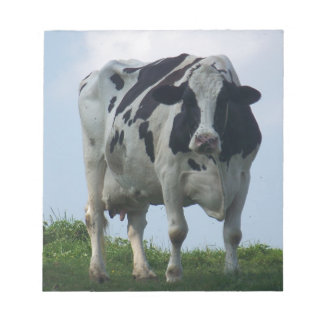 Vermont Dairy Cow Notepad