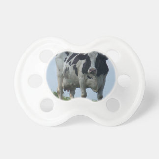 Vermont Dairy Cow BooginHead Pacifier